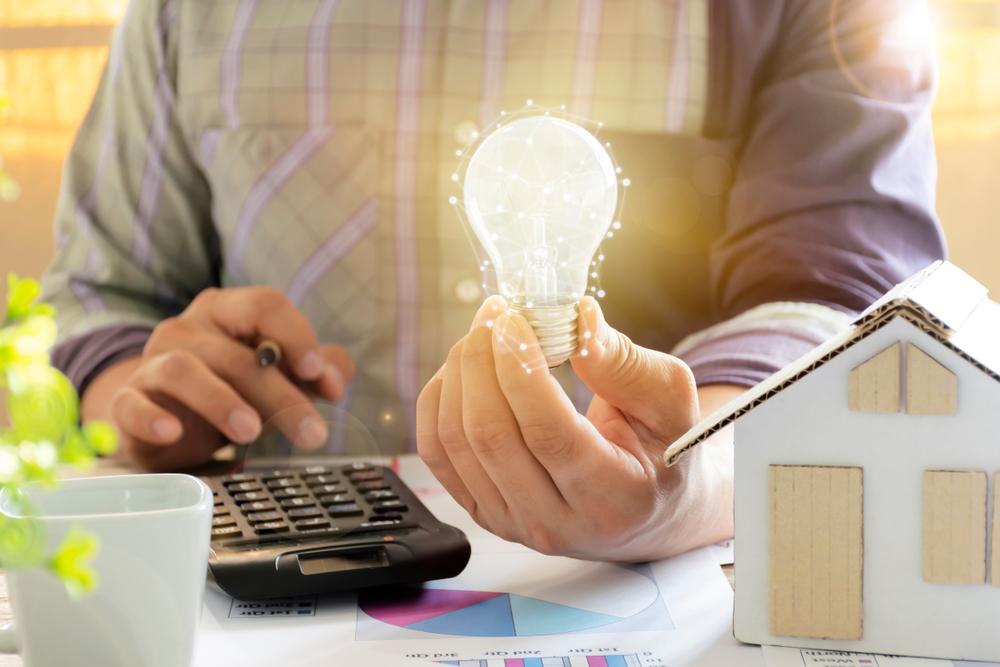 gas en licht kosten verlagen